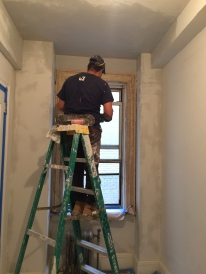 #Mamais workforce installing #window #trims. What's your next #project? Call us today! bit.ly/1gcjWeK